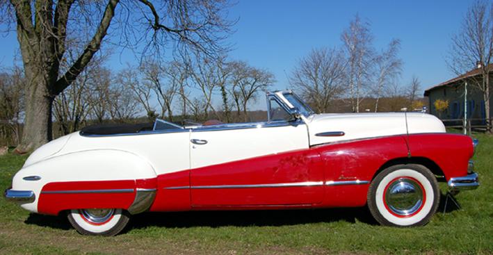 par buick48 le 5 avril 2007 dans buick 1948 mariage voiture voiture americaine voiture americaine de cinema - Location Voiture Americaine Pour Mariage